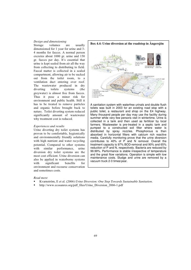 Sustainable Sanitation in Central and Eastern Europe