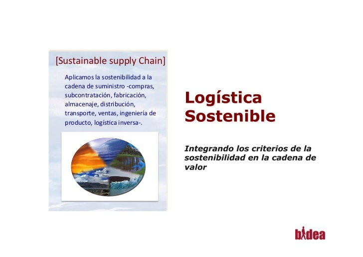[Sustainable	  supply	  Chain]                                   	         Aplicamos	  la	  sostenibilidad	  a	  la	      ...