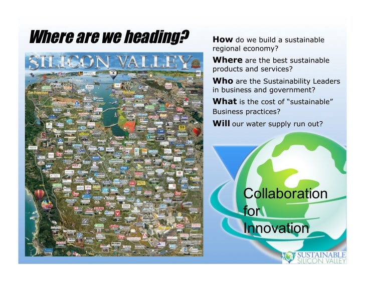 Where are we heading?                        Collaboration                        for                        Innovation