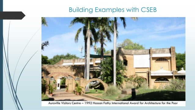sustainable technology and design in auroville