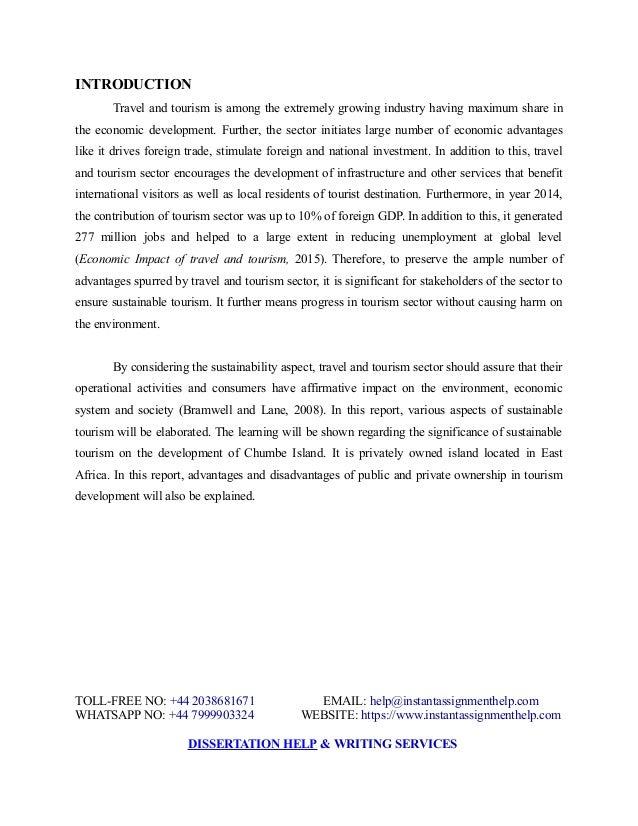Local economic development dissertation