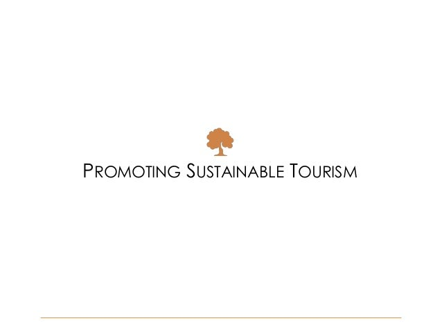 sustainable tourism is a myth Sustainability and environmental management jump to  the possibilities of sustainable development evaluation in the european union area.