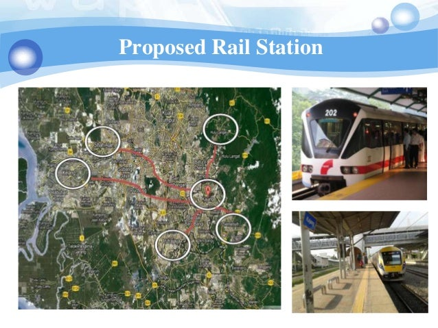 Proposed Rail Station
