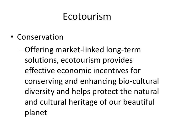 how to promote and sustain ecotourism in malaysia Tuğba kiper (july 1st 2013) role of ecotourism in sustainable development, advances in landscape architecture murat ozyavuz, intechopen, doi: 105772/55749 available from: tuğba kiper (july 1st 2013) role of ecotourism in sustainable development, advances in landscape architecture murat ozyavuz.
