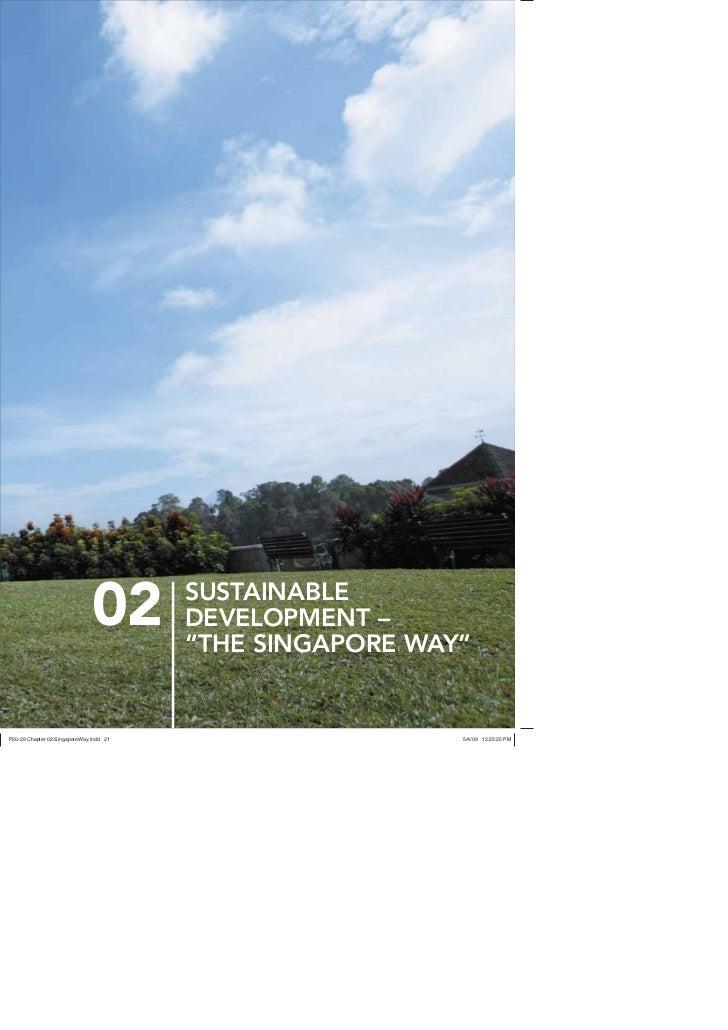 Sustainble development blueprint singapore 02 sustainable development the singapore way 21 23 malvernweather Choice Image