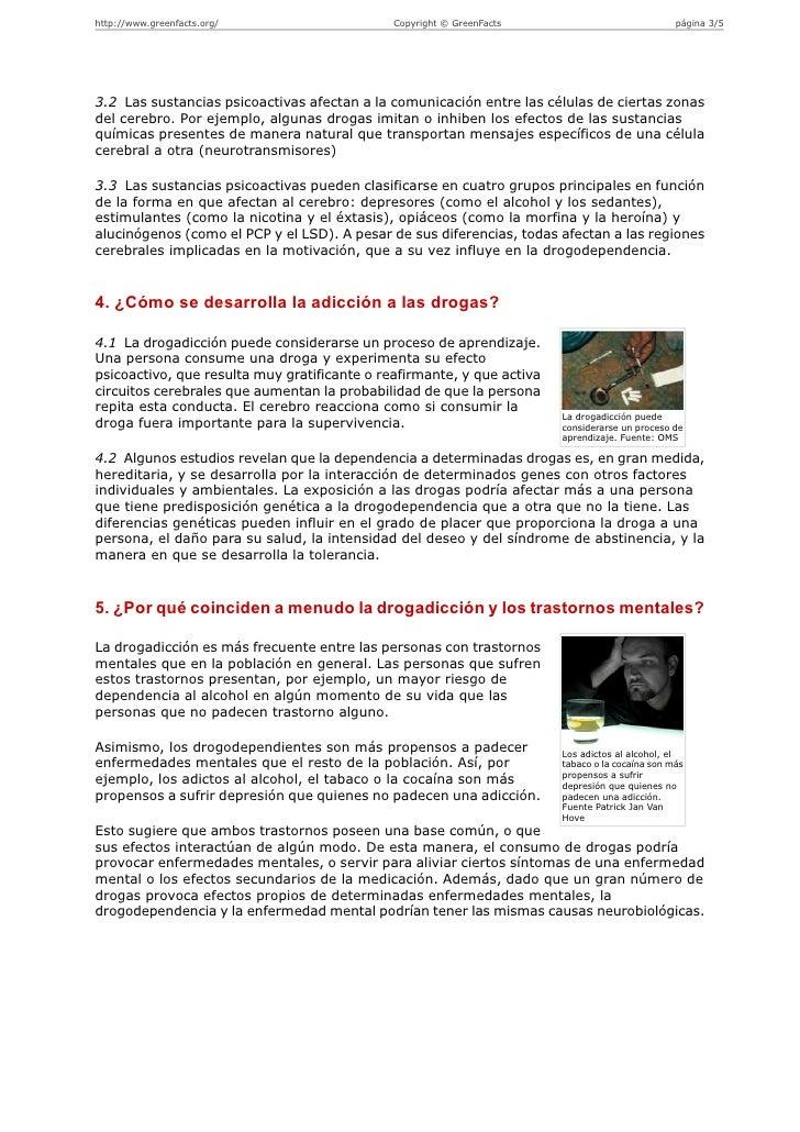 Sustancias psicoactivas - tabaco, alcohol y sustancias ilegales  Slide 3