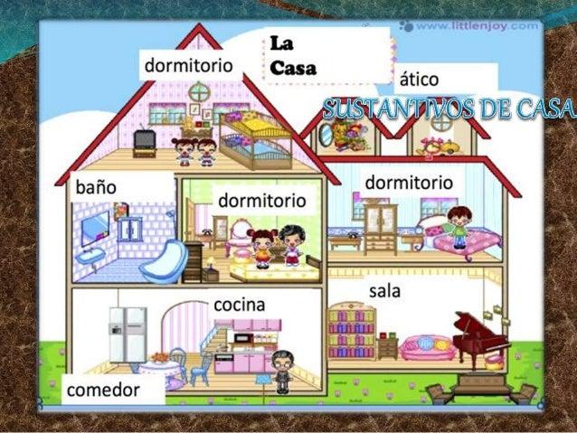 Sustantivos en ingles partes de la casa : sustantivos en ingles partes de la casa 1 638 from www.slideshare.net size 638 x 479 jpeg 131kB
