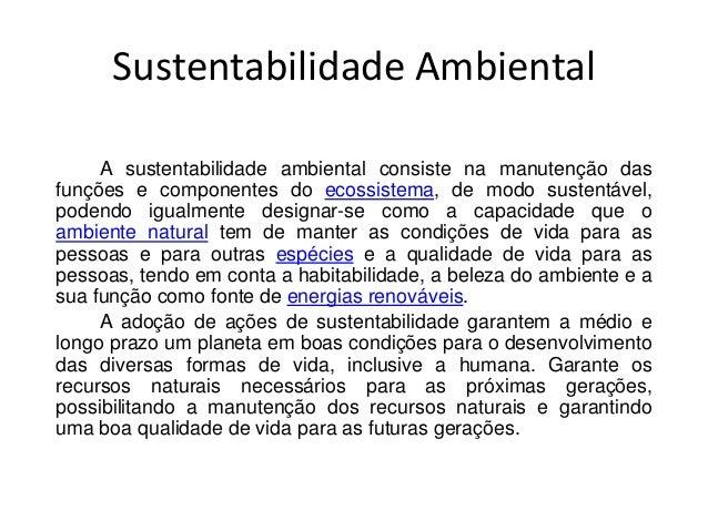 O presente trabalho pretende apresentar uma abordagem sobre o tema SUSTENTABILIDADE NA CONSTRUÇAO CIVIL através de casos reais pois as Este trabalho apresentará a partir do processo evolutivo dos conceitos de proteção ambiental. Sustentabilidade na construção civil.