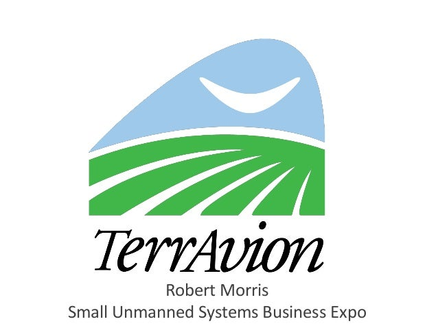 Robert Morris Small Unmanned Systems Business Expo