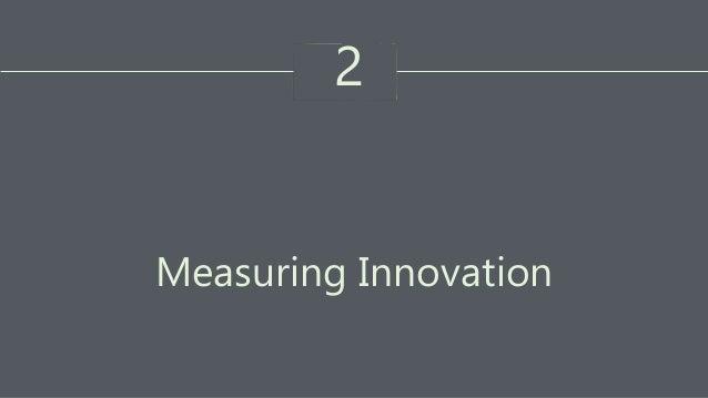 Measuring Innovation 2