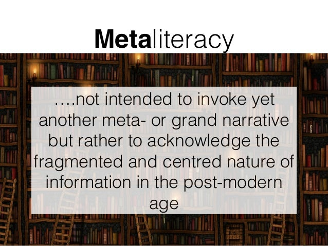 …..or any other bunch of new literacies - they ALL really matter!
