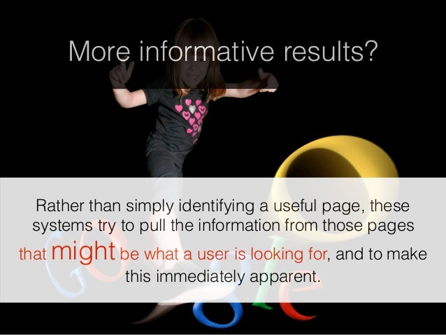 Google is undertaking a new effort to better identify content that is potentially upsetting or offensive to searchers. Sea...