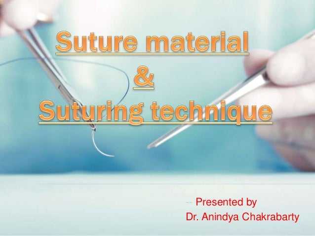 -- Presented by Dr. Anindya Chakrabarty