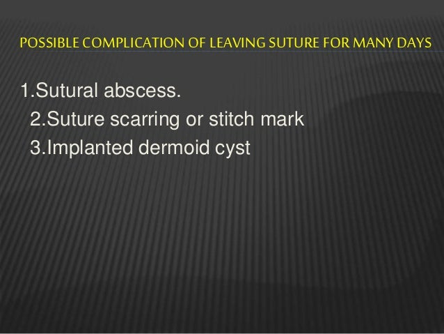 Advantages  As the clips do not penetrate skin, yet give apposition, the cosmetic result is excellent.  Speed and effica...