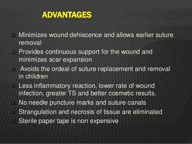 BIOLOGIC RESPONSE OF BODY TO SUTURE MATERIALS