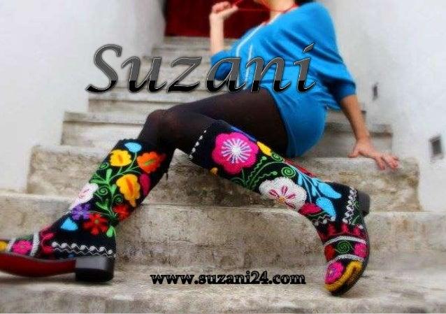 Suzani  sapogi