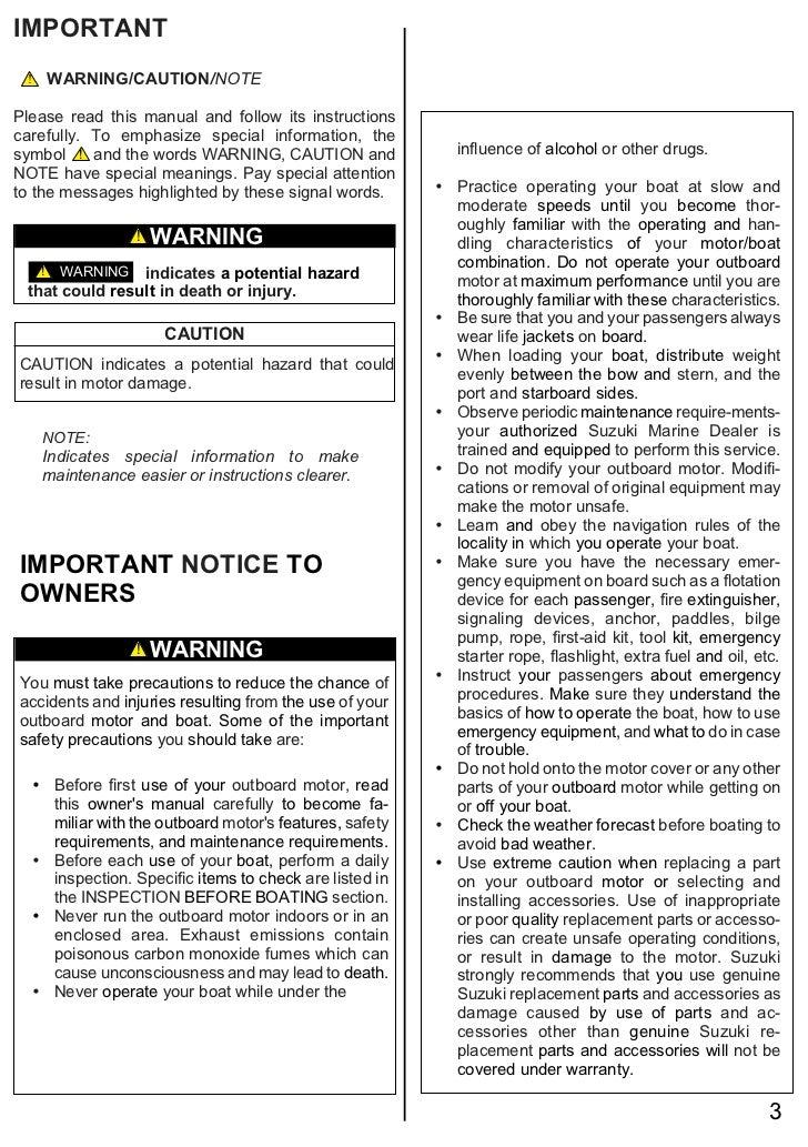 Suzuki 25 Vf Manual