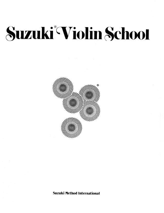 Suzuki   metodo de violino - vol. 1-2-3-4-5