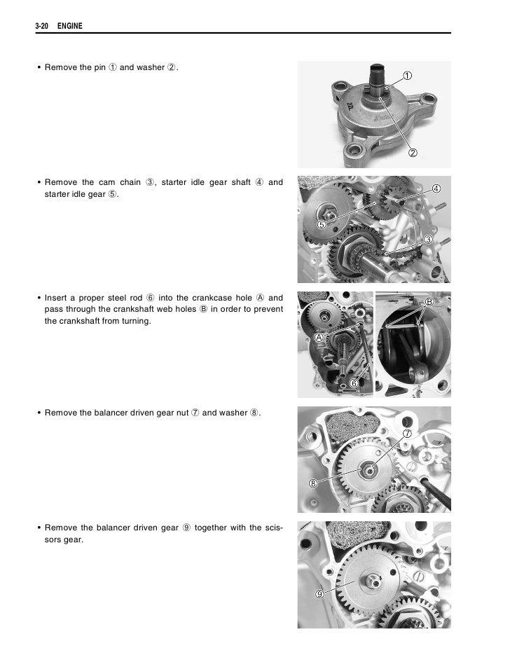 Gsxr 400 Service Manual