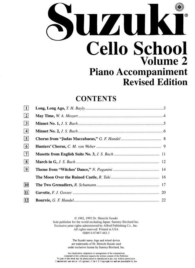 Suzuki cello school_vol _2_(cello_part_&_piano_accompaniment)