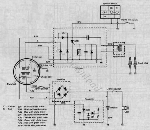 Suzuki gt500 gt 500 illustrated parts list diagram manual