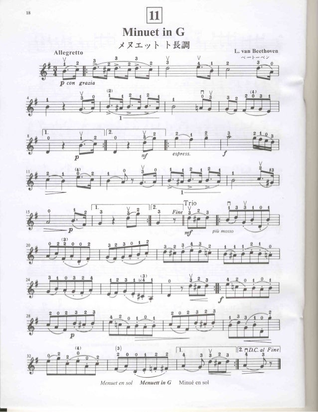 Violin Method Volume 2