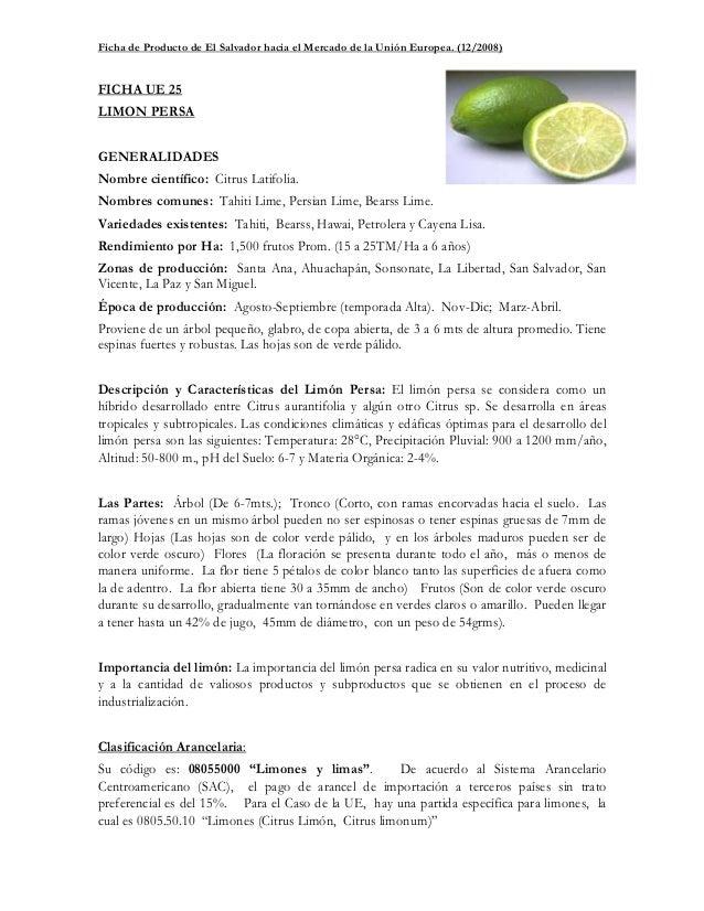 Sv limon-persa