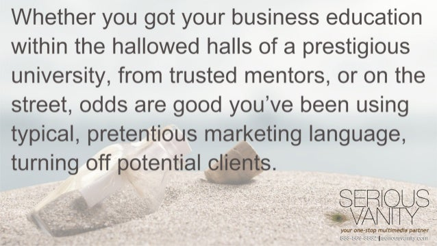 Whether you got your business education within the hallowed halls of a prestigious university,  from trusted mentors,  or ...