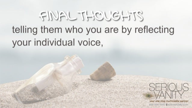 zéxx ), r. 'l_/  wr; ;ra'. «'t: tU telling them who you are by reflecting your individual voice,   your one-stop m t= t=B~...