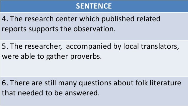 Research Paper Subject Verb Agreement