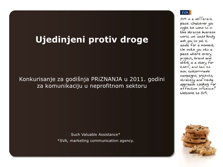 SVA agencija - PRiZNANJE 2011