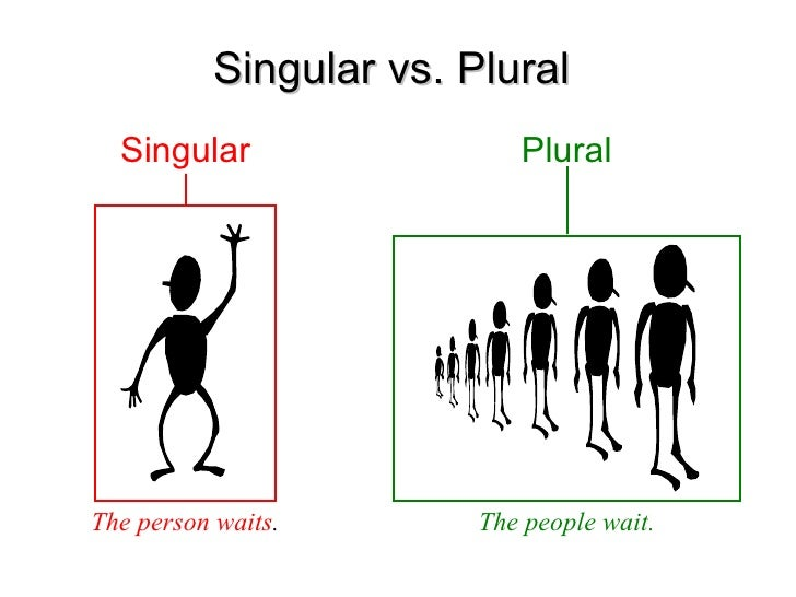 plural in english grammar the rules of dating