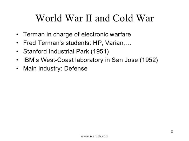 history of silicon valley pdf