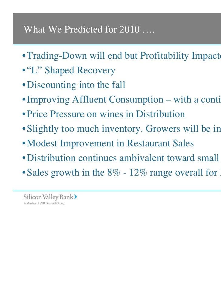 SVB wine presentation 2011 Slide 3