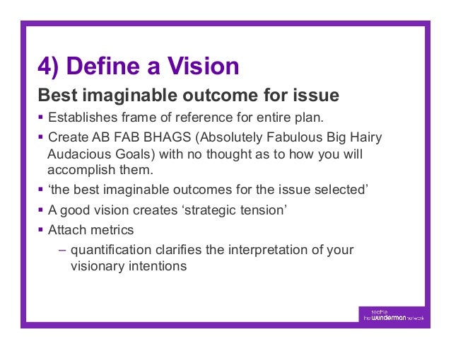 9) Identify S, W & OWhat you have going for and against theissue§ Strengths you can build on.§ Weaknesses you need to ...