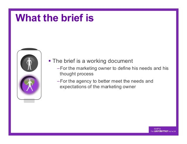 The Budget     §This is key information for the agency $      when recommending the best        communication strategy a...