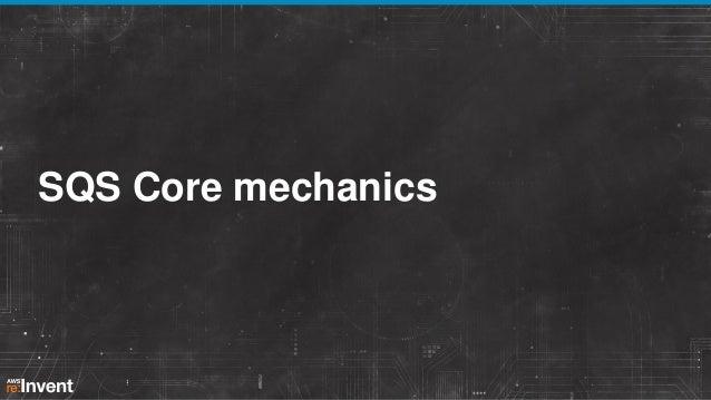 SQS Core mechanics