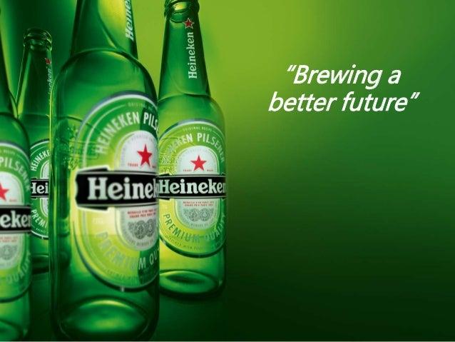 """Brewing a better future"""