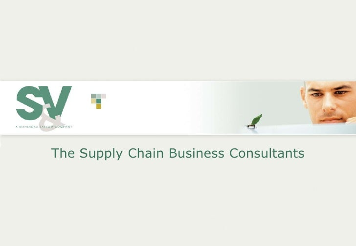 The Supply Chain Business Consultants