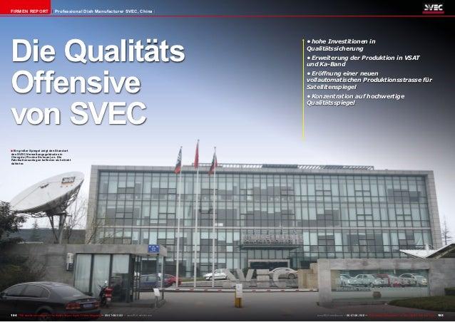 Firmen Report                        Professional Dish Manufacturer SVEC, ChinaDie Qualitäts                              ...