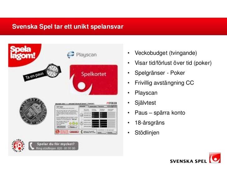Svenska Spel Uttag Tid