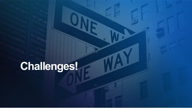 Challenges Performance VLAN separation Open Source1 2 3 4 Container different customers, capsulated security, at the momen...