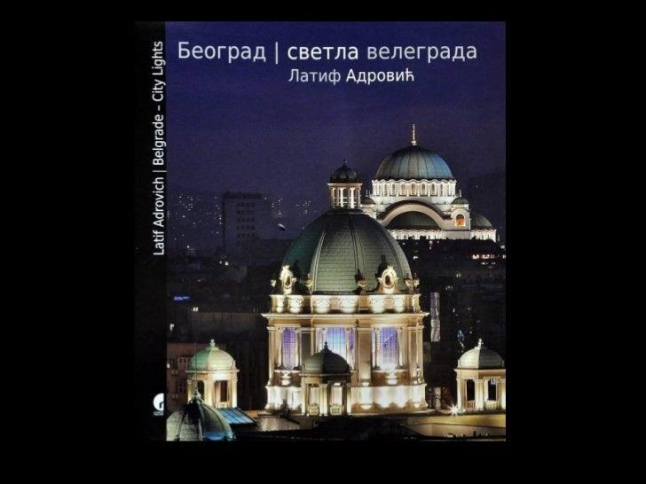 Belgrad in der Nacht