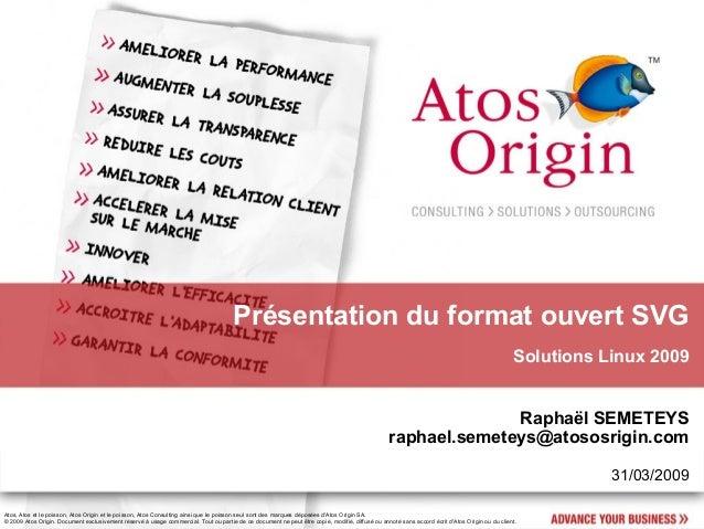 Présentation du format ouvert SVG                                                                                         ...