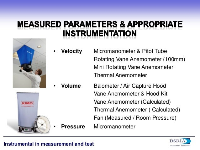 Airflow measurement