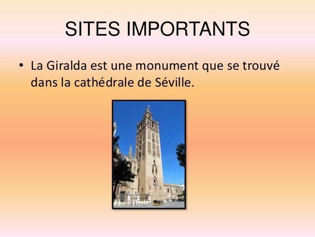 LE PATRONAGE • Le patronage de la ville de Séville est divisé par plusieurs personnes. • La virgen del Pilar: C'est la pro...