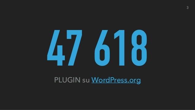 47 618PLUGIN su WordPress.org 3