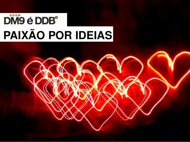 PAIXÃO POR IDEIAS