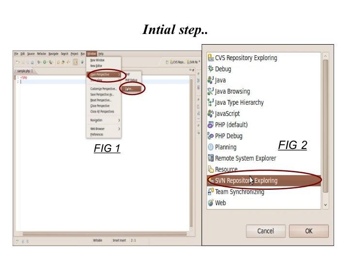 How to setup Svn in system Slide 2