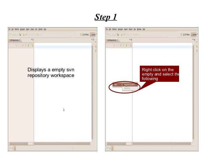 How to setup Svn in system Slide 3
